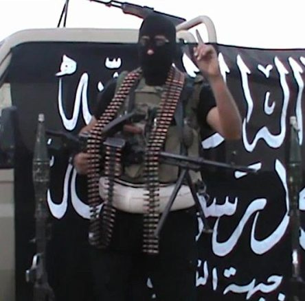LUBP Photo ISIS fighter 2012
