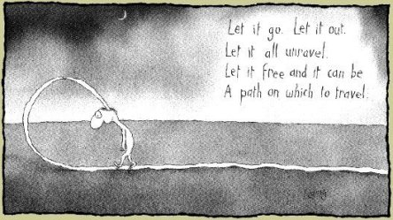 The brilliant Michael Leunig's cartoon from May 2009