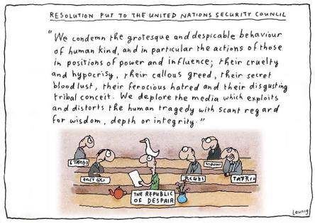 Leunig UN security Council resolution