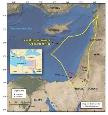 The issue of sovereignty over Gaza's gas fields is crucial. From a legal standpoint, the gas reserves belong to Palestine.
