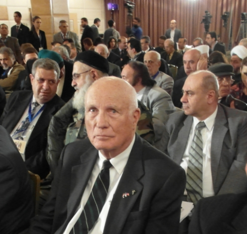 VT_s Colonel Jim Hanke, former Attache to Israel