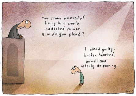 Guilty-Michael Leunig http://www.leunig.com.au/cartoons/recent-cartoons/356-guilty