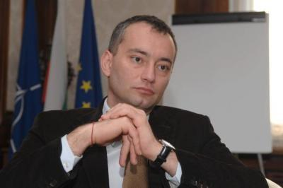 Nikolai Mladenov Photo BGNES