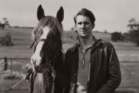 Young Malcolm at Nareen http://www.abc.net.au/news/2015-03-20/young-malcolm-fraser-with-a-horse-at-nareen/6335334